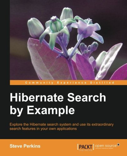Hibernate Search by Example by Steve Perkins, Publisher : Packt Publishing