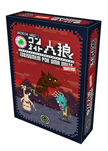 Lobisomem por Uma Noite Monstros - Mandala Jogos