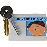 Driver's Liscense Ornament by Ornament Central