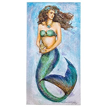 51FSpp5BI7L._SS450_ Mermaid Wall Art and Mermaid Wall Decor