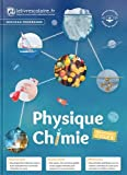 Physique-Chimie Cycle 4