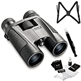 Bushnell 8-16 x 40 Zoom Powerview Roof Prism Binocular (1481640) with ...