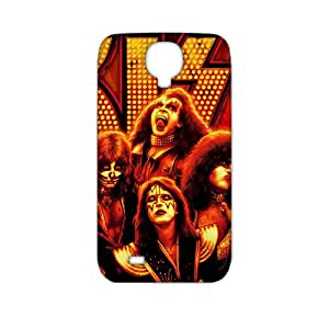 Evil-Store Rockband kiss 3D Phone Case for Samsung Galaxy s4