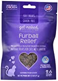 Get Naked 1 Pouch Furball Relief Soft Treats for Cats - 2.5 oz