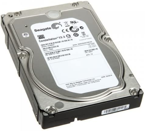 Renewed Seagate HDD ST1000NM0033 1TB SATA 6Gb s Enterprise Storage 7200RPM 128MB Cache Bare Drive