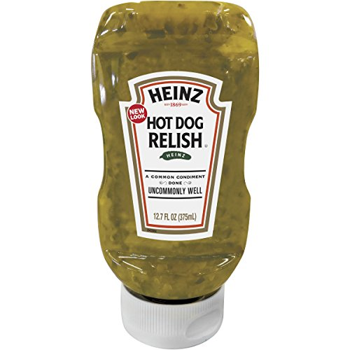 Heinz Hot Dog Relish (12.7 oz Bottle)