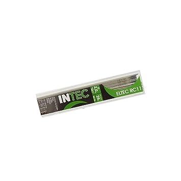 Electrodos rutilo 2 x 350 mm-baguette soldadura por arco acier-baguettes enrobées-soudage mma-blister 25 piezas: Amazon.es: Bricolaje y herramientas
