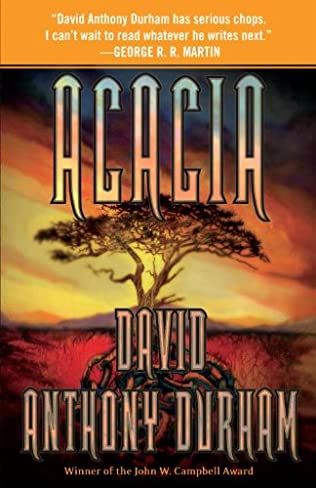 book cover of Acacia: The War with the Mein