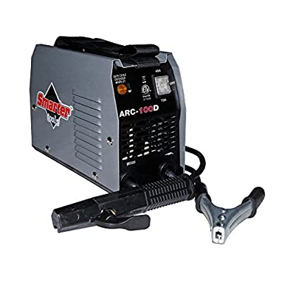 Smarter Tools ARC-100D 120V 100 Amp AC Stick Welder from Smarter Tools Inc.