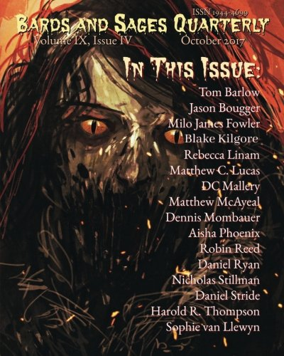 Bards and Sages Quarterly (October 2017)