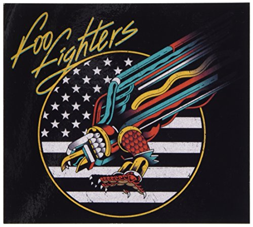 C&D Visionary S-8108 Stickers-Self Adhesive Action - Eagle Foo Fighters