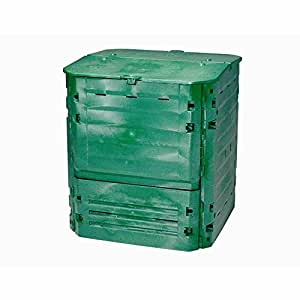 Graf compostador thermo de King 600L verde: Amazon.es ...