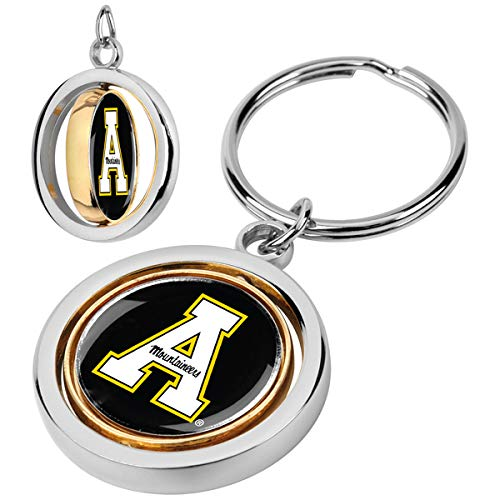 LinksWalker NCAA Appalachian State Mountaineers - Spinner Key Chain