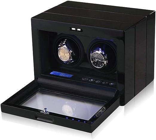 K-Y Caja Relojes Automaticos Mecánico Reloj Hogar Caja de Reloj de ...