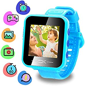Binteng Toys for 4-8 Year Old Kids Smart Watch for Kids