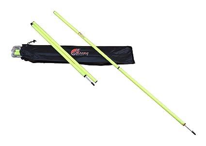 fd60fe327e Buy Sahni Sports Football Slalom Poles with Carry Bag