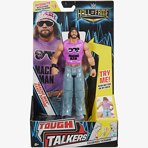 Mattel WWE Hall of Fame 6