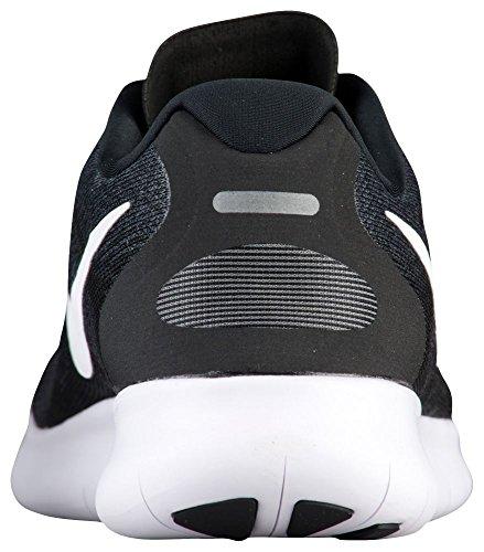 2 anthracite Uomo Nike white Grey dark Scarpe Grau Free RN Black Running EwTTBPUZq