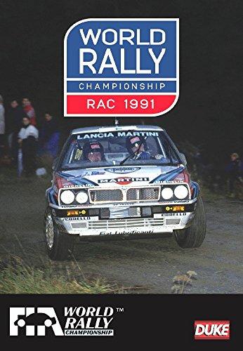 World Rally Championship - Rac 1991 [Import anglais]