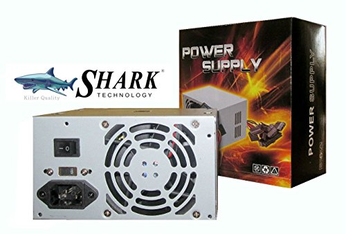 High Power Mini Computer/ Desktop ATX Case/ PS3 PC Tower/ Name Brand Systems 500-Watt Internal PC Power Supply Unit with 80mm - 500 Units