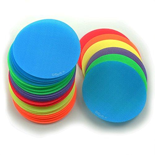 SitSpots 30 Bright Circle Pack | Original Sit Spots by SitSpots