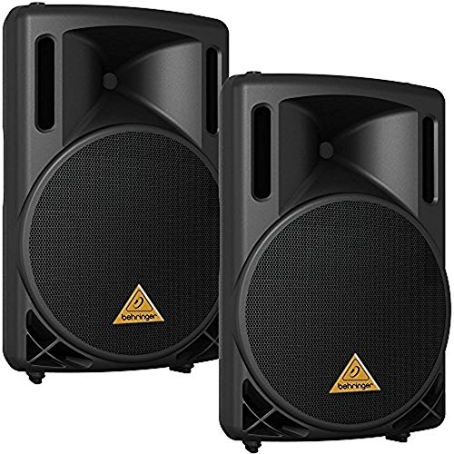 12' 2 Way Loudspeaker System - Behringer B212XL 12 in Passive PA Speaker Pair