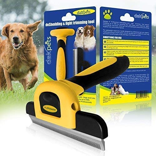 Buy DakPets Desheder Brush from Amazon