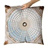 Westlake Art - Aerial View - Decorative Throw Pillow Cushion - Picture Photography Artwork Home Decor Living Room - 18x18 Inch (69B4E)