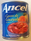 Ancel Cascos De Guayaba / Guava Shells. 34 Oz.