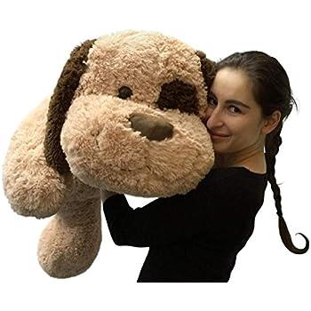 Amazon.com: Big Plush Extra Large Stuffed Puppy Dog 48