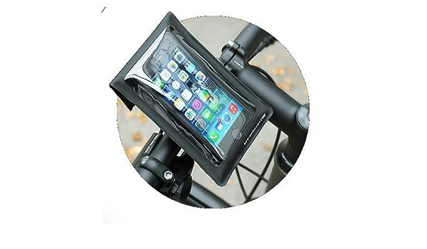 SKS Smart Boy Soporte para smartphone para manillar de bicicleta y ...