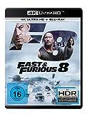 Fast & Furious 8 4K, UHD-Blu-ray