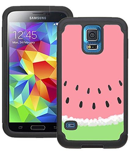 Hipster Galaxy S5 Case Hippie (Pink Watermelon)