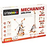 Engino Discovering STEM Mechanics Pulley Drives Construction Kit