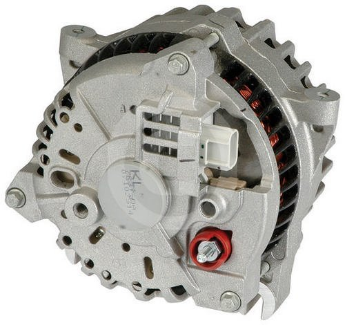 Amazon.com: Eagle High fits for 240 High output New HD Alternator Ford Mustang 4.6Liter v8 2005 2006 2007 2008 with clutch pulley: Automotive
