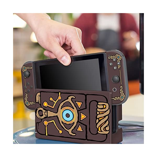 Controller Gear Nintendo Switch Skin & Screen Protector Set Officially Licensed By Nintendo - The Legend of Zelda… 7