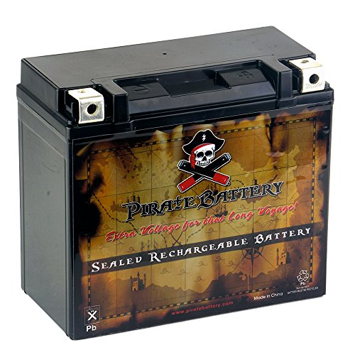 YTX20HL-BS High Performance Power Sports Battery