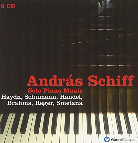 SCHIFF, ANDRAS - Solo Piano Music - Amazon.com Music
