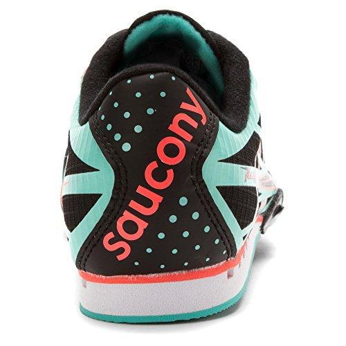 Saucony Velocity camiseta de pista de zapatos Mint/vizicoral