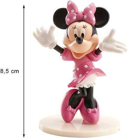 Dekora - Decoracion para Tartas con la Figura de Minnie Mouse de ...