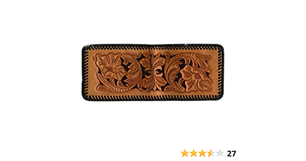 Vinyl Wallet Style Sewing Kit Brown PRICE REDUCED