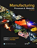 Manufacturing Processes and Materials 5th Edition