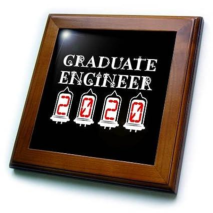 120cd05fd17c Amazon.com: 3dRose Alexis Design - Graduate Engineer - Graduate ...