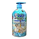 Lucy Pet Surfin' Jack Moisturizing All Natural Coconut Shampoo for Dogs 17oz