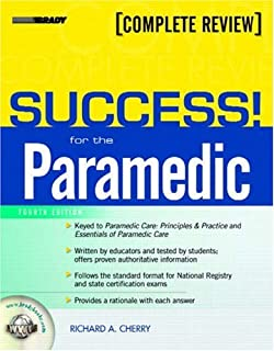 Emt paramedic self assessment exam prep review manual prentice success for the paramedic 4th edition fandeluxe Images