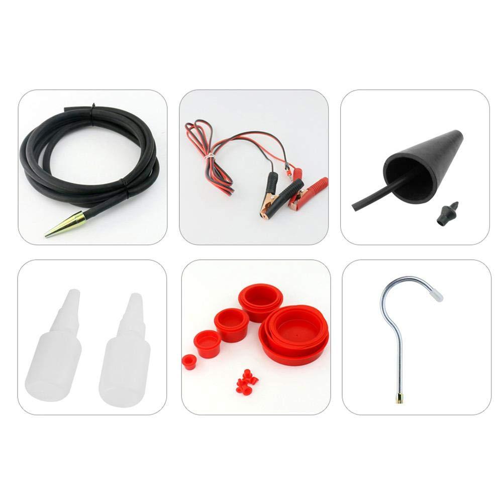 SDT-206 Car Smoke Machines Professional Repairing Adjustable Flowmeter Cars Leak Locator Automotive Diagnostic Leak Detector by Wal front (Image #5)