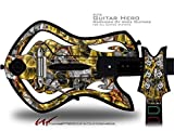Lizard Skin Decal Style Skin - fits Warriors Of Rock Guitar Hero Guitar (GUITAR NOT INCLUDED)