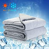 LUXEAR Cooling Comforter - Cooling Summer Blanket