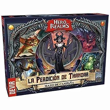 Amazon.com: Devir – Hero Realms: The Doom of thandar ...