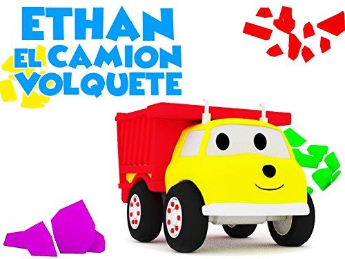 Amazon.com: Ethan el Camión Volquete: Charles Courcier, Edouard Desmettre, Arthur Lener